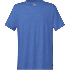 Bergans Oslo Wool T-shirt Heren, riviera blue